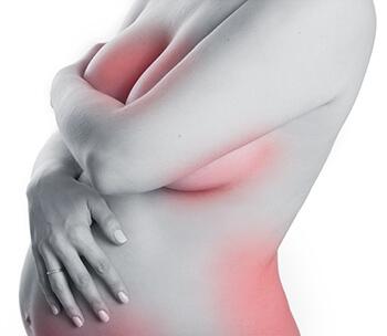 smagliature in gravidanza al seno