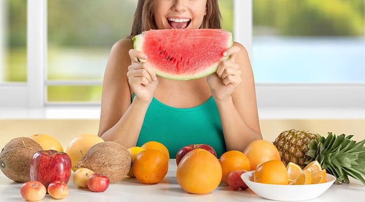 acne e alimentazione cibi da preferire