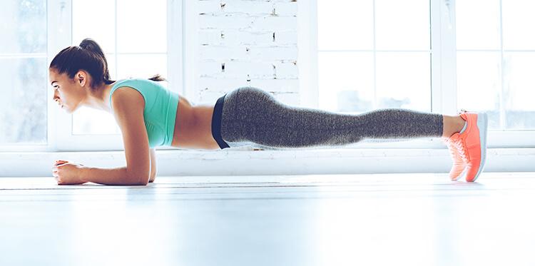 esercizi-per-dimagrire-plank