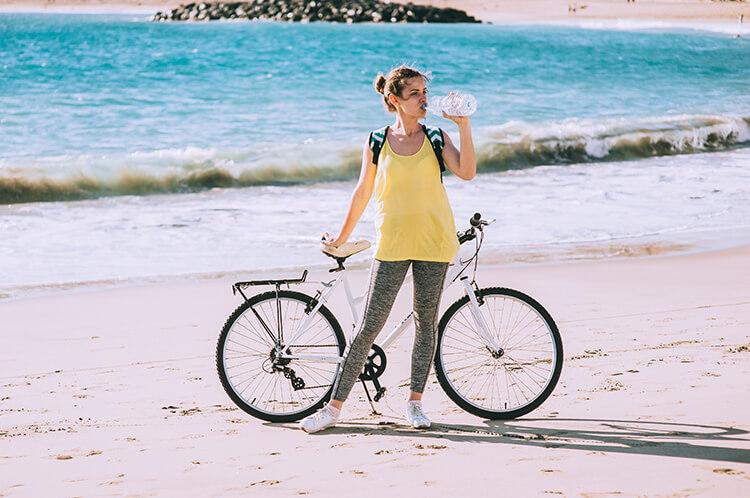 sport e attività fisica per eliminare la cellulite