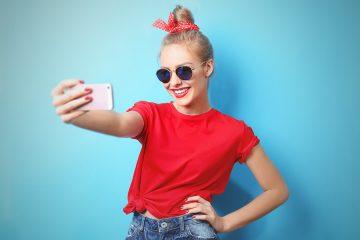 come fare il selfie perfetto