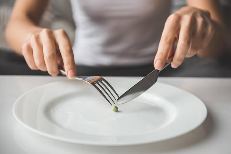 evitare diete fai da te