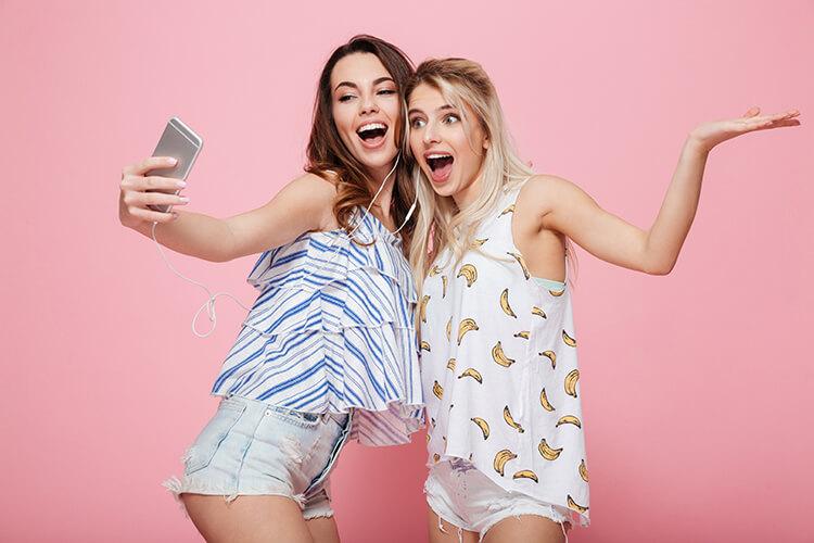 selfie-divertitevi