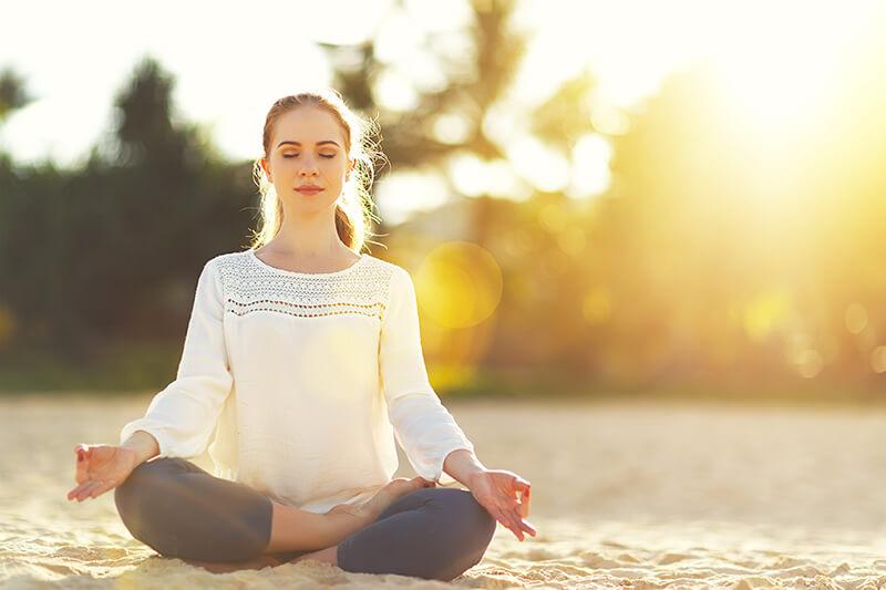 Yoga o pilates per la schiena
