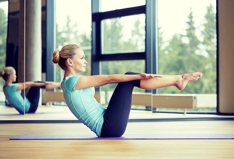 Yoga o pilates per tonificare