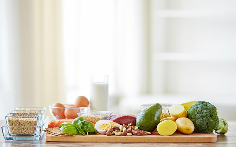 alimentazione corretta durante l'allattamento