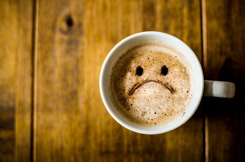 Caffe durante allattamento
