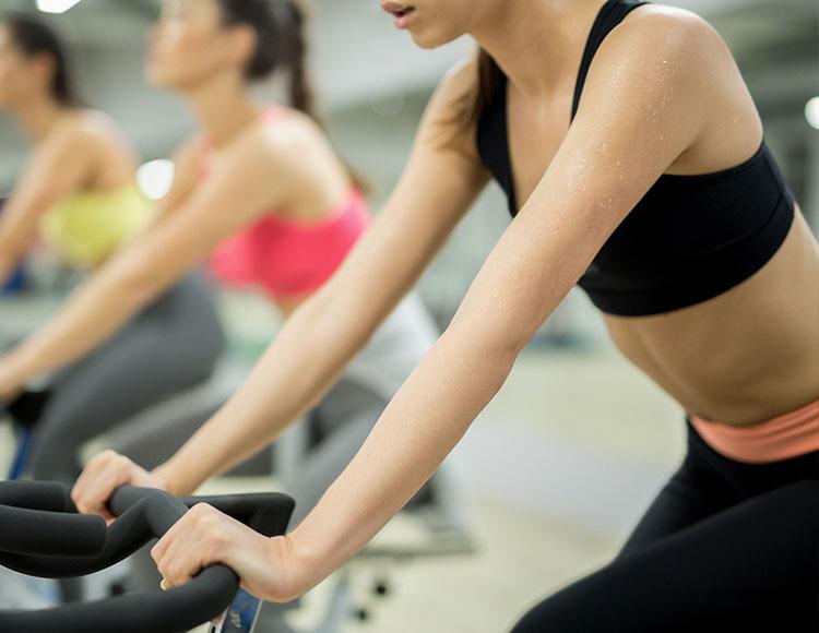 allenamento e pelle