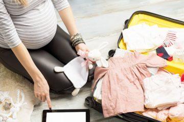cosa mettere nella borsa per il parto