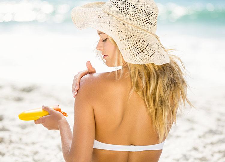 crema solare per abbronzatura perfetta